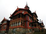 Old hotel by francis1ari