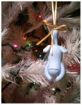 Quagsire ornament by Foureyedalien