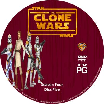 Star Wars The Clone Wars S4 D5 by Mastrada101