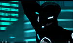 Beck as Tron by wolfdemongirl13