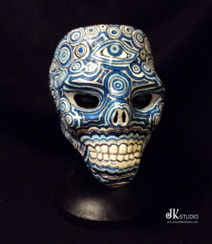 Evil Eye DoD Mask 01 by JKStudio1