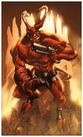 HellBoy by Extreme74