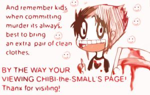 HGL: Wise words by Chibi-the-small