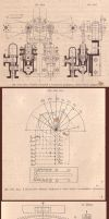 Steampunk blueprints by semireal-stock