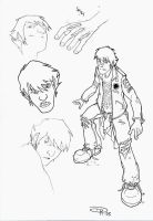 X-Campus - Logan sketch 2005 by DenisM79
