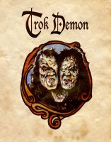 Trok Demon I by Charmed-BOS