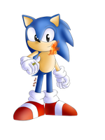 Sonic Secret Rings Classic - owo by XdarkxkittyX