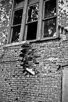 That old building that's falling apart by Valentine-Photo