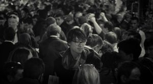 Face in the crowd 2 by TanBekdemir