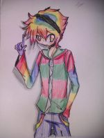 Rainbow oc of mine 8D by Rizu-Rice