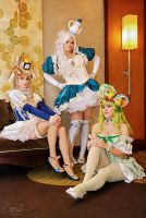 Sakizo Ladies by EnchantedCupcake