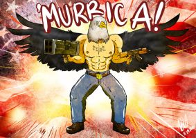 'MURRICA by DaILz