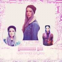 Gemma Styles Png Pack by 13Directioners13