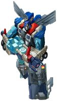 Jake's Ultra Magnus by DrewEiden