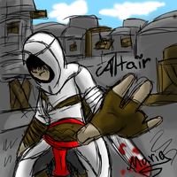 Altair's Request by mariawutplz