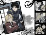Fma::RoyEd wallpaper by occult-mage