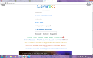 CLEVER BOT CAN SING by Freckled-Kat