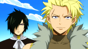 Sting and Rogue - Anime version by Valeorie