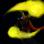 magical ninja powers by RisingDiablo