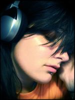 +the music relaxes+ by Sabyna