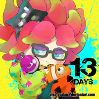 13 Days SPLATOON by Viku-Asakura