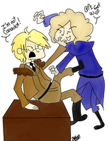 APH: confusion by gossipgirl15