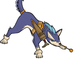 Tales of Vesperia: Repede by Mythgraven
