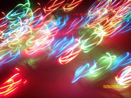 Christmas Lights by TheRedPlumBlossom