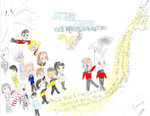 Star Trek TNG 25 years by Fun123fun8