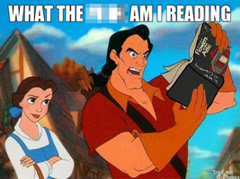 gaston hate this book Flowers in the Attic by dmonahan9