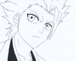 Toshiro Hitsugaya #3 by IXcutionI