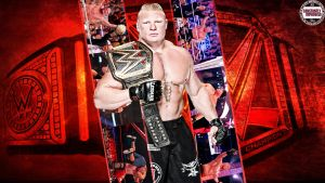 Brock Lesnar Wallpaper by AY by AyBenoit12