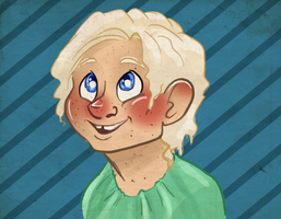 Baby Brienne by TopHatTurtle