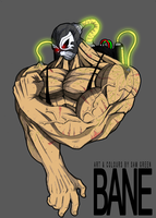 BANE by SamGreenArt