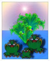 Sterl-frog family for my lawyer by sonafoitova