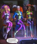 Barbie in a bind by erikson1