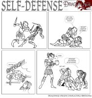 DAO: Self Defense by SoniaCarreras