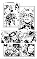 Miss Marvel 29 Pg 09 Inks by Mariah-Benes