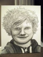 Ed Sheeran by AshNorris