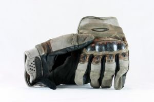 My Work Gloves Have Seen Better Days by BobTheWrench