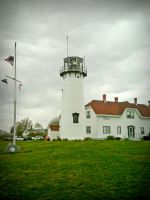 Chatham Light House by tyfune818