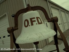 O.F.D Fire Bell by OutBack-Art