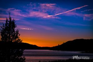 Big Bear Lake by Milton-Andrews