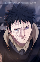 Obito 599 Recolor by 132Jester