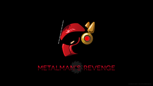 Metalman Wallpaper by enhui