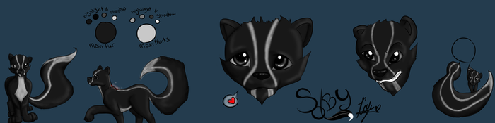Solby Ref by catseathedevil