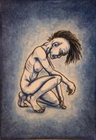 ACEO: Defeat by DanielleMWilliams