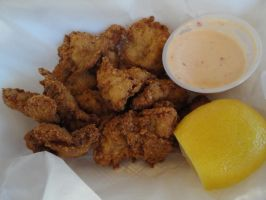 Fried Gator Tail by Purph
