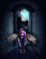 My Fave Angel by mandiiehw
