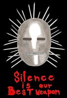 Silence Is Our Best Weapon by Gago-sama